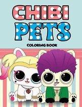 Chibi Pets Coloring Book