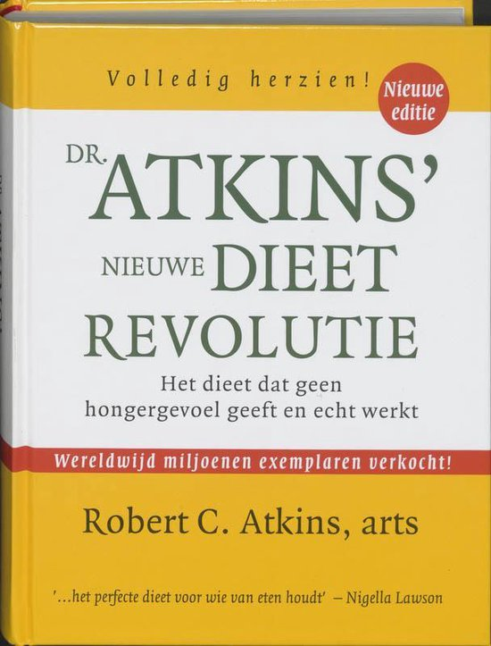 Atkins' nieuwe dieet revolutie - R.C. Atkins |