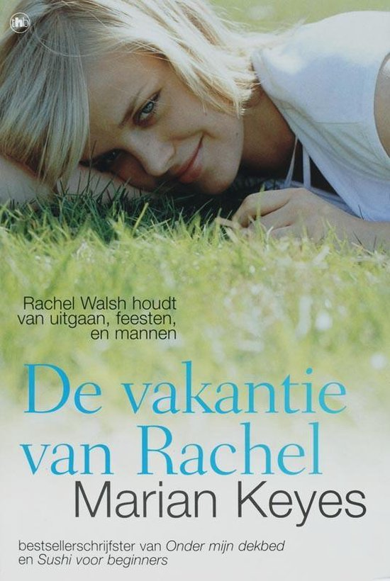 De Vakantie Van Rachel - Marian Keyes pdf epub