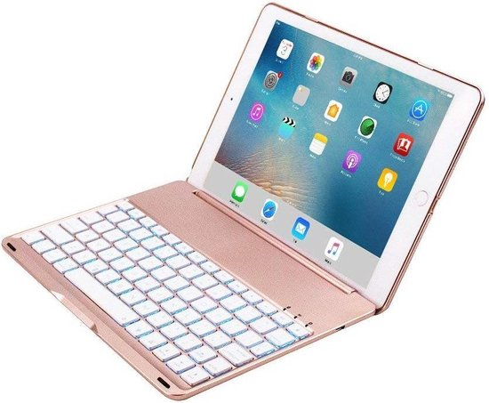 | iPad Air 2Pro 9.7 Toetsenbord Hoes QWERTY