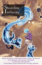Omslag Shoreline of Infinity 11