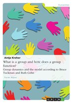 What is a group and how does a group function? Group dynamics and the model according to Bruce Tuckman and Ruth Cohn