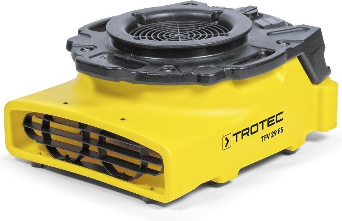 TROTEC Radiaalventilator TFV 29 FS