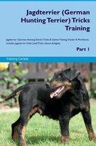 Jagdterrier (German Hunting Terrier) Tricks Training Jagdterrier Tricks & Games Training Tracker & Workbook. Includes