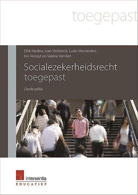 Socialezekerheidsrecht toegepast - Dirk Heylen |