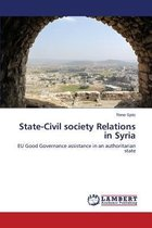 State-Civil Society Relations in Syria