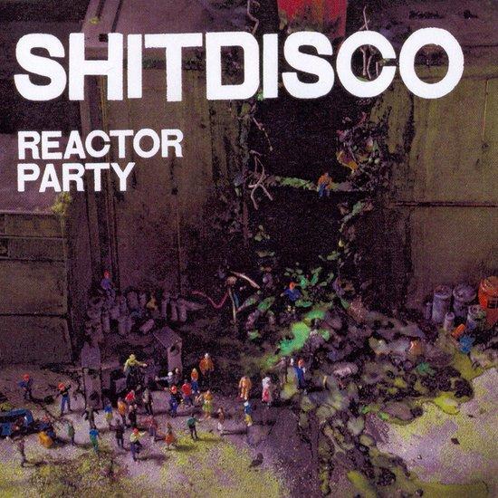 Reactor Party (12''Vinyl)