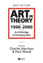 Art in Theory 1900 - 2000