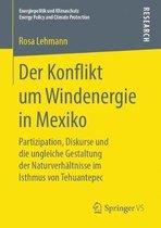 Der Konflikt Um Windenergie in Mexiko