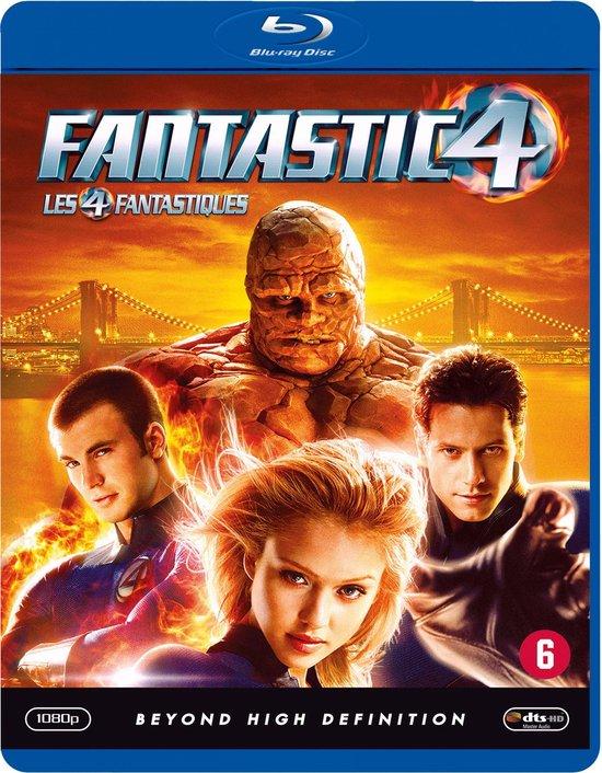 Cover van de film 'Fantastic 4'