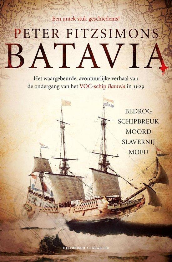 Batavia - Peter Fitzsimons  
