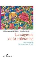 La sagesse de la tolérance
