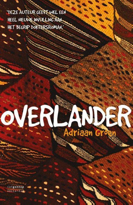 Overlander - Adriaan Groen |