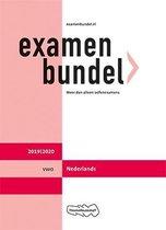 Boek cover Examenbundel vwo Nederlands 2019/2020 van M. Reints
