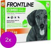 Frontline Combo Spot On 1 Small Hond Small - Anti vlooien en tekenmiddel - 2 x 4+2 pip