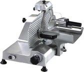 Mach vleessnijmachine 250 MM RVS mes