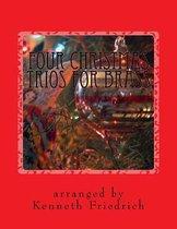 Four Christmas Trios for Brass