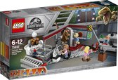 LEGO Jurassic World Park Velociraptorachtervolging - 75932