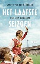 Boek cover Het laatste seizoen van Arthur van den Boogaard (Paperback)