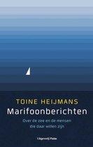 Boek cover Marifoonberichten van Toine Heijmans