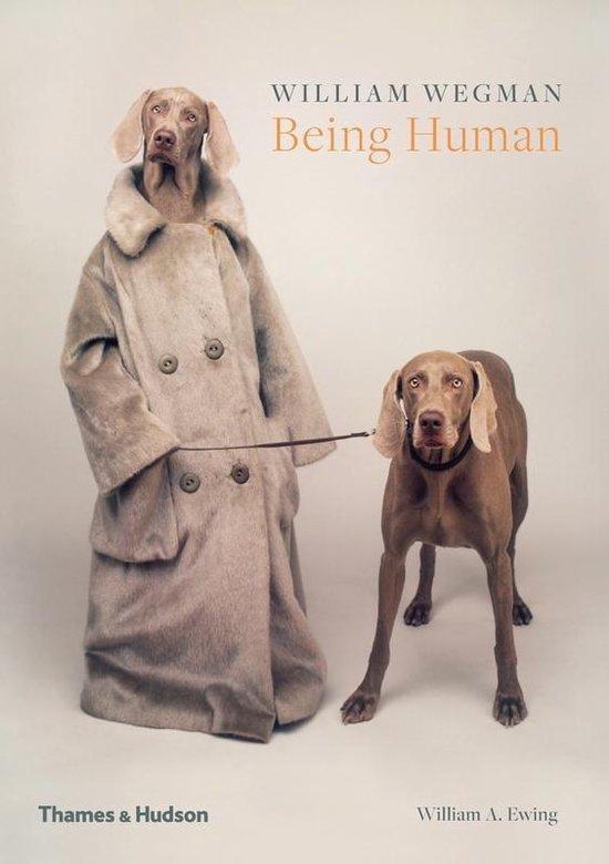Boek cover William Wegman van William Wegman (Paperback)