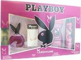 Playboy Queen Of The Game Geschenkset - 4 Stuks
