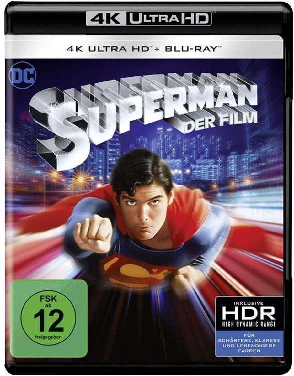 Superman I (Ultra HD Blu-ray & Blu-ray)-