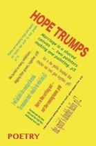 Boek cover Hope Trumps. van Tom-Toby Barton