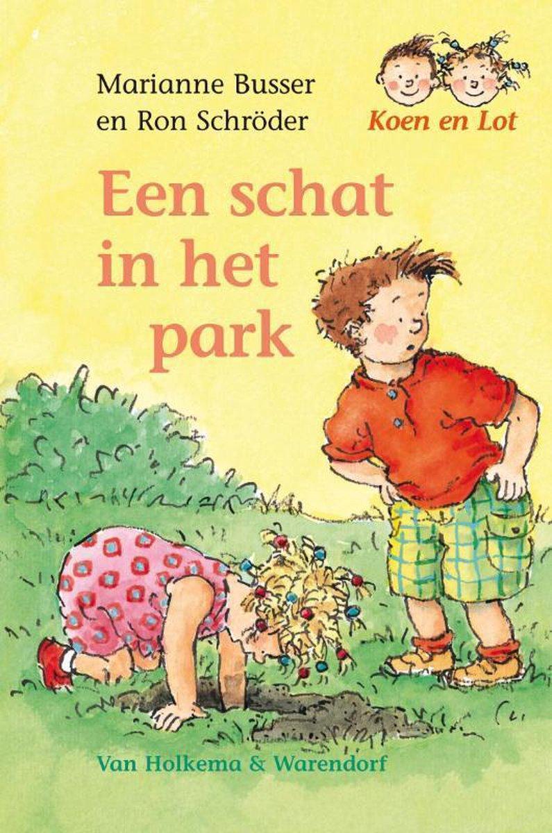 Koen En Lot Een Schat In Het Park