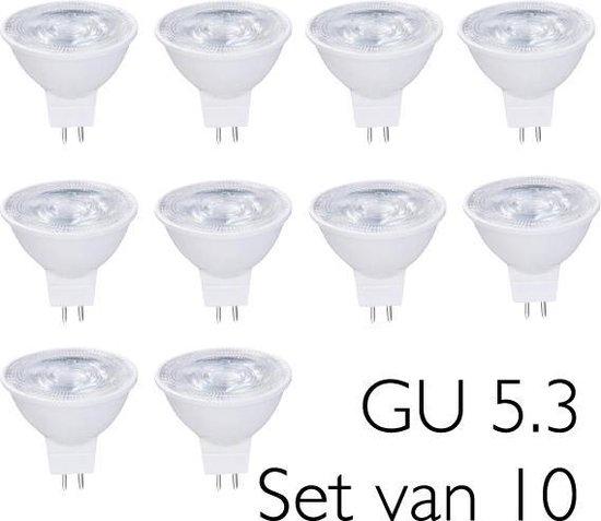GU5.3 - 10 stuks