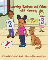 Learning Numbers and Colors with Harmony