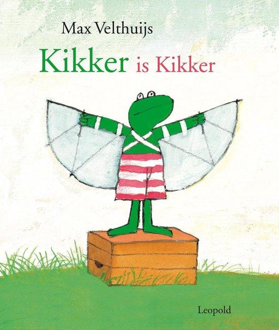 Kikker is kikker - Max Velthuijs |