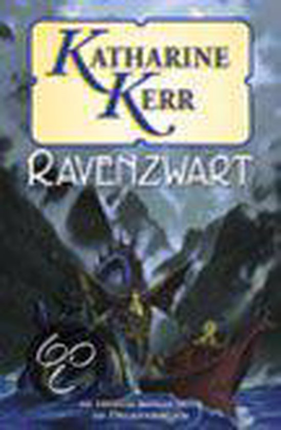 Ravenzwart - Katharine Kerr | Readingchampions.org.uk