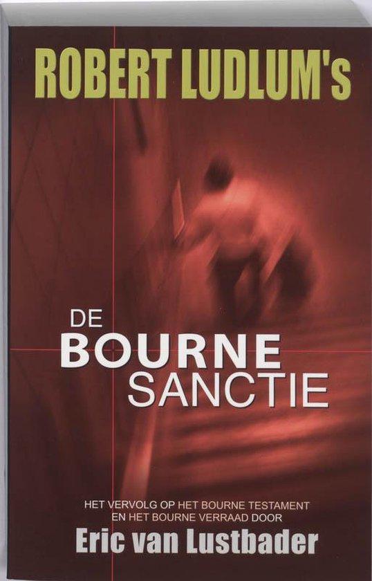 Afbeelding van De Bourne Sanctie