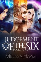 Judgement of the Six Series Bundle, Books 1-3