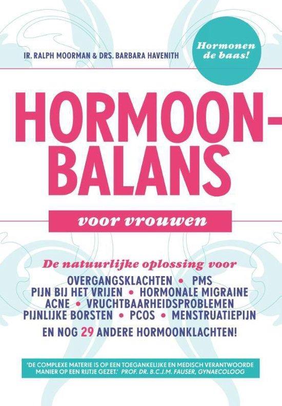 Boek cover Hormoonbalans voor vrouwen van Ralph Moorman (Paperback)