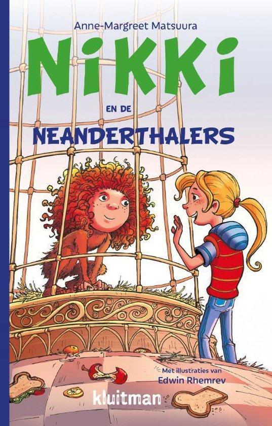 Nikki en de neanderthalers - Anne-Margreet Matsuura |
