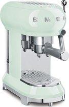 Smeg Espressomachine Watergroen ECF01PGEU