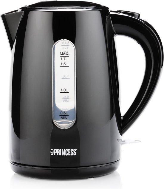 Princess Waterkoker 1.7L 2200W zwart 236017
