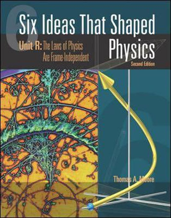 Boek cover Six Ideas That Shaped Physics van Thomas Moore (Paperback)