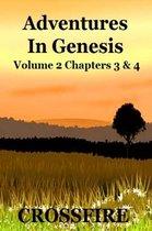 Boek cover Adventures In Genesis Vol. 2 van Crossfire