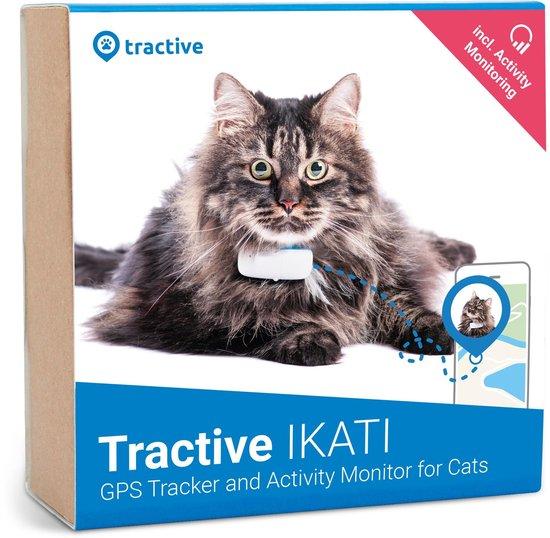 Tractive IKATI GPS tracker kat Editie 2021
