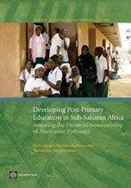 L'enseignement post-primaire en Afrique subsaharienne
