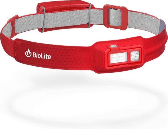 BioLite HeadLamp 330 Red - Hoofdlamp