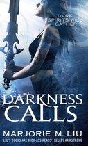 Omslag Darkness Calls