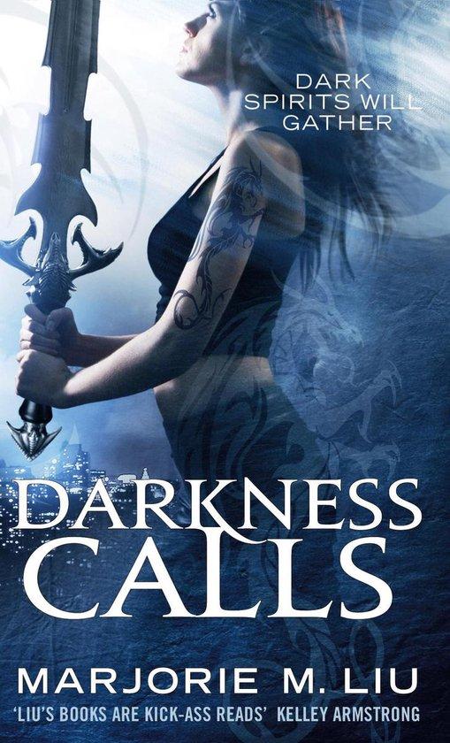 Omslag van Darkness Calls