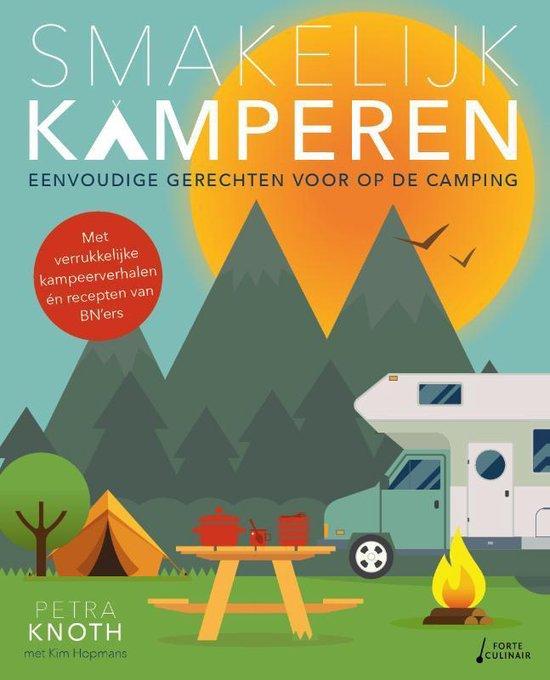 Boek cover Smakelijk kamperen van Petra Knoth (Paperback)