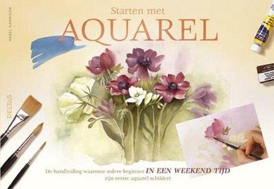 Starten met Aquarel - H. Harrison |