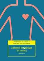 Boek cover Anatomie en fysiologie, met MyLab NL toegangscode / 6e editie van Frederic H. Martini (Paperback)