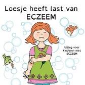 Loesje heeft last van eczeem - uitleg voor kinderen met eczeem